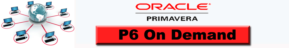 Primavera P6 on Demand