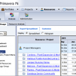 Primavera P6 Release 8